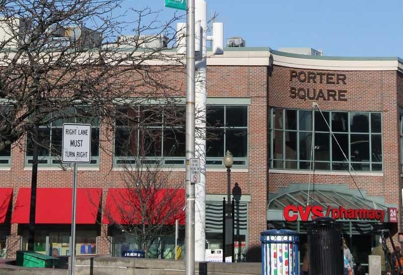 Porter Square Area