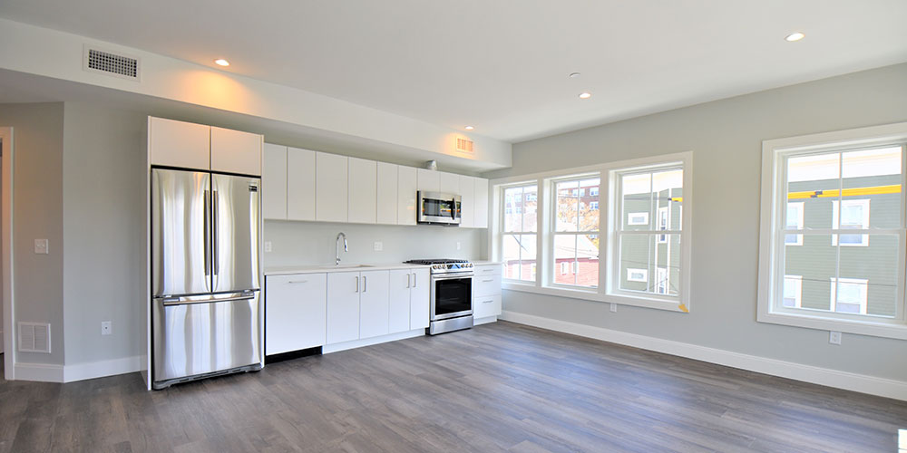The Apartments at Masse Corner 305 Kitchen